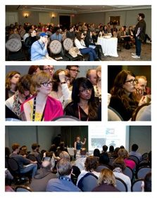 Doc Accelerator in Session at Hot Docs. Photo by Joseph Michael. Planning