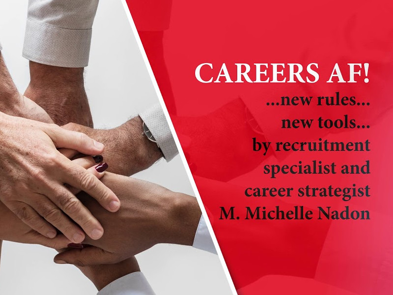 career planning and recruitment with Michelle Nadon